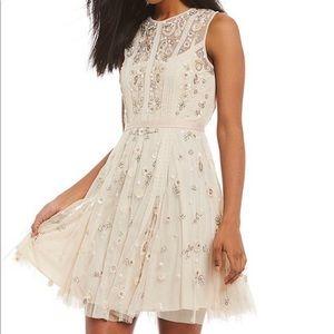 Chelsea&Violet Ivory Dress